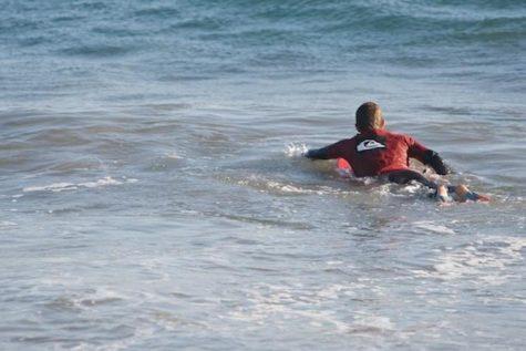 Ventura College student makes a splash at Pt. Mugu surf contest