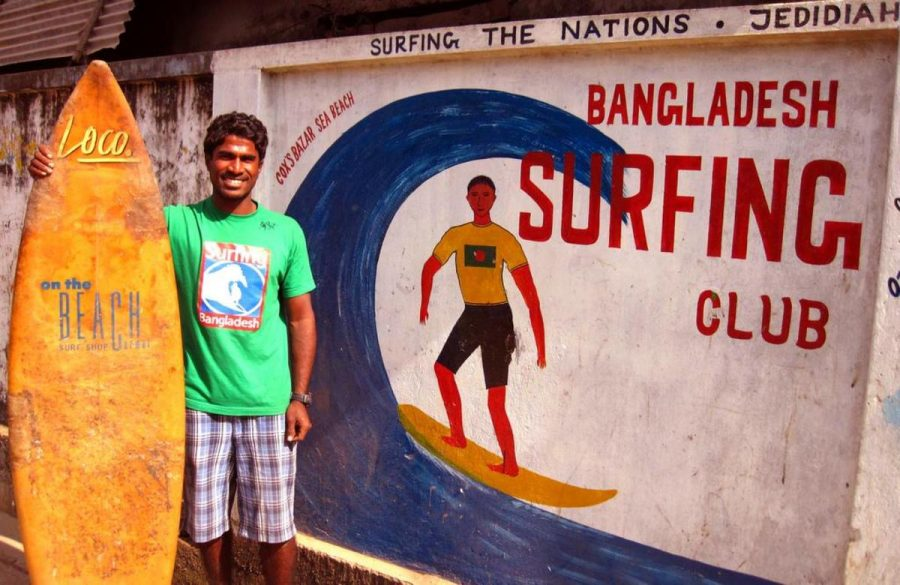 STN+aided+Jafar+Alam+who+is+now+helping+the+sport+of+surfing+grow+in+Bangladesh