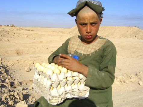 Bomb usage in Afghanistan raises concerns
