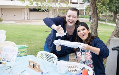 Club Rush helps students find their niche