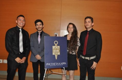 Phi Theta Kappa, and how it can benefit students.