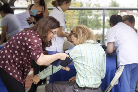 Health Fair raises awareness of medical resources