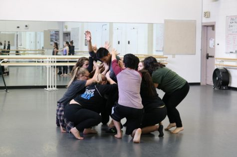 'Speaking Movement' Dance Concert opens November 19 at Moorpark College Performing Arts Center.