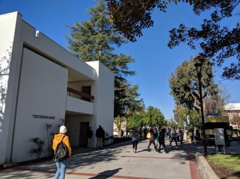 Students start classes with easier parking