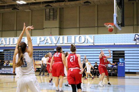 Moorpark Women's Basketball takes down SBCC in impressive fashion, 55-34