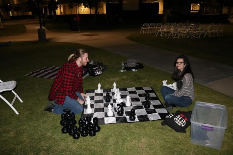Valentines Day Movie night brings Moorpark Students together on campus