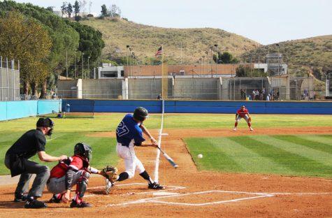 MC Baseball wins first home game against Pierce College, 7-4