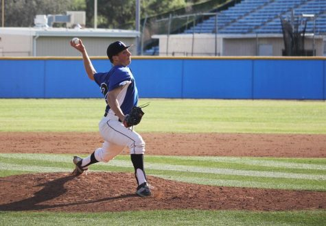 Raiders win almost no-hitter game against Bakersfield on Feb.13