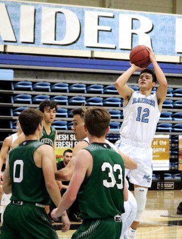 Men's basketball ends their season in valiant effort against Cuesta College