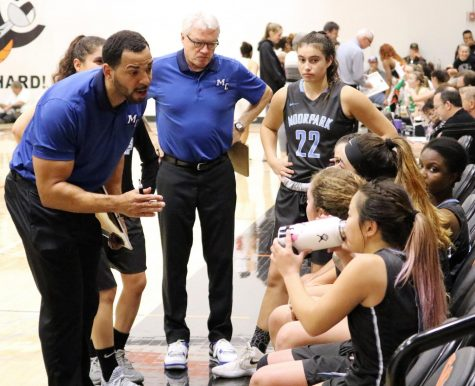 Historic women's basketball season comes to an end a week after their first playoff victory