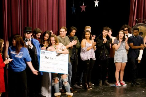 Hundreds of dollars awarded to finalists of Raiders Got Talent