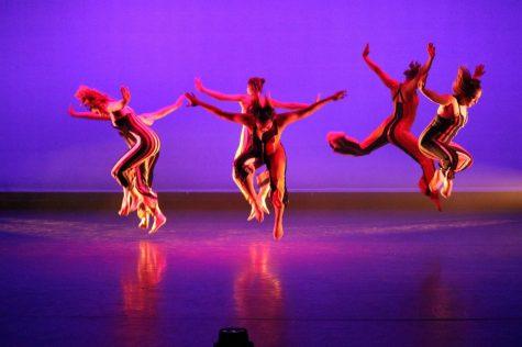 Motion Flux dance show amazes