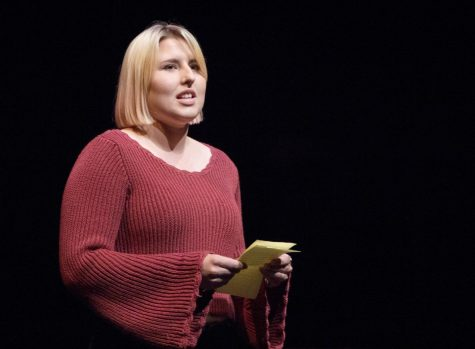 Student actors, directors and technical staff showcase talent through One Acts