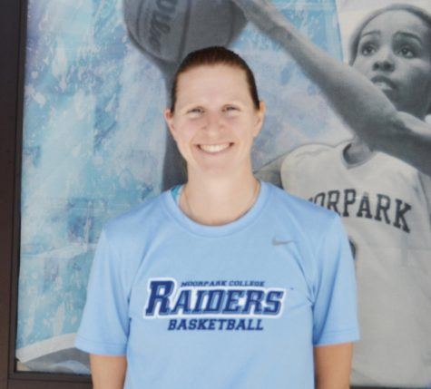 Moorpark College athletic department welcomes its newest team member