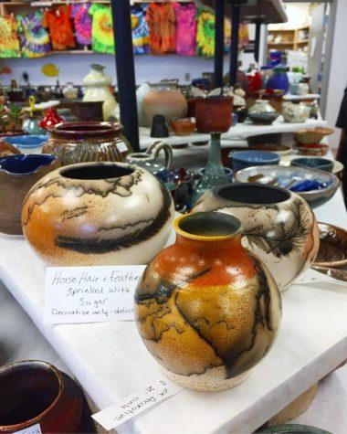 Ceramics sale displays talent and dedication
