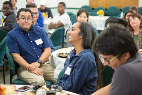 Friendsgiving luncheon inspires joy one week after tragic events