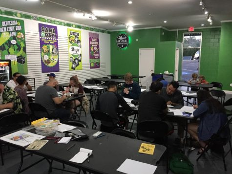 Ventura comic shop offers local artists a space to be creative and get published
