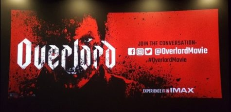 Overlord movie screening is complete with a surprise visit from some of the cast
