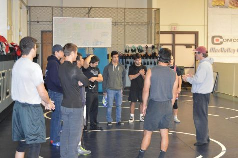 Moorpark College sends two wrestlers to the state championship after going to 2-3 during the regular season