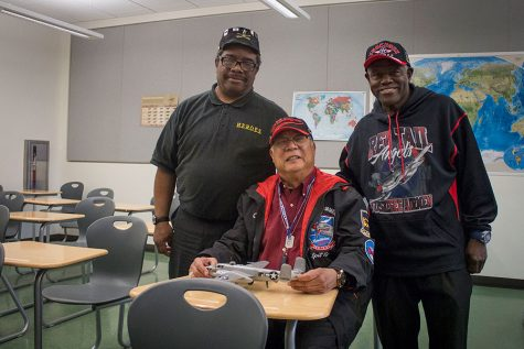Military enthusiasts share the legacies and impact of African-Americans on US history
