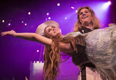 Review: Monty Python's musical adaptation, 'Spamalot,' delivers an evening of comical relief