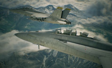 Ace Combat 7: Skies Unknown is a combat flight action video game developed and published by Bandai Namco Entertainment. Photo credit: Courtesy of Project Aces / Bandai Namco Entertainment