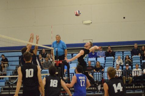 Moorpark College men's volleyball to face Irvine Valley in first round playoff match-up