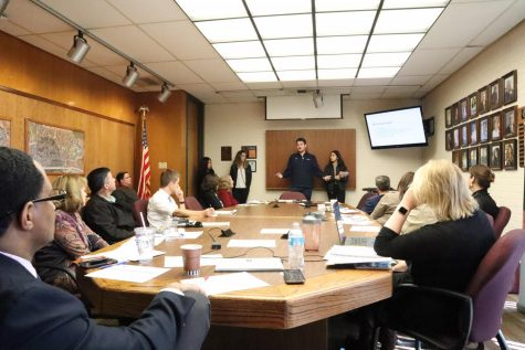 President's Council members unanimously approve projects aimed to improve student life