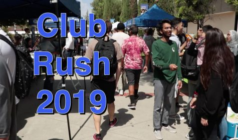 Fall semester Club Rush offers students the chance at joining new communities