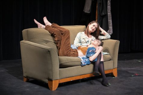 Theater students write, direct and star in their own creations with 'Student One Acts'