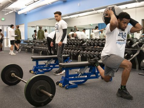 Over a year of construction later, Moorpark College completes $18 million gym renovation
