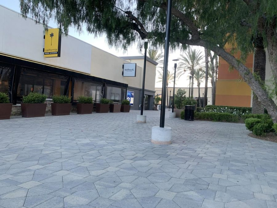 The Northridge mall welcomes no customers during the COVID-19 pandemic, on Friday, May 16.