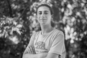 Nikolas Samuels posing for a profile photo on September 3, 2015 in Moorpark, CA.