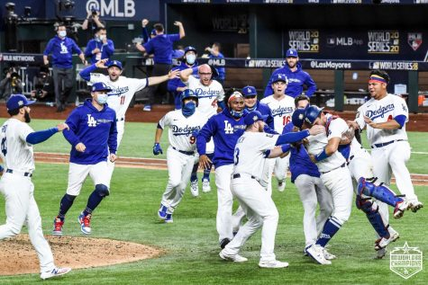 Los Angeles Dodgers win 2020 World Series against Tampa Bay Rays in game six