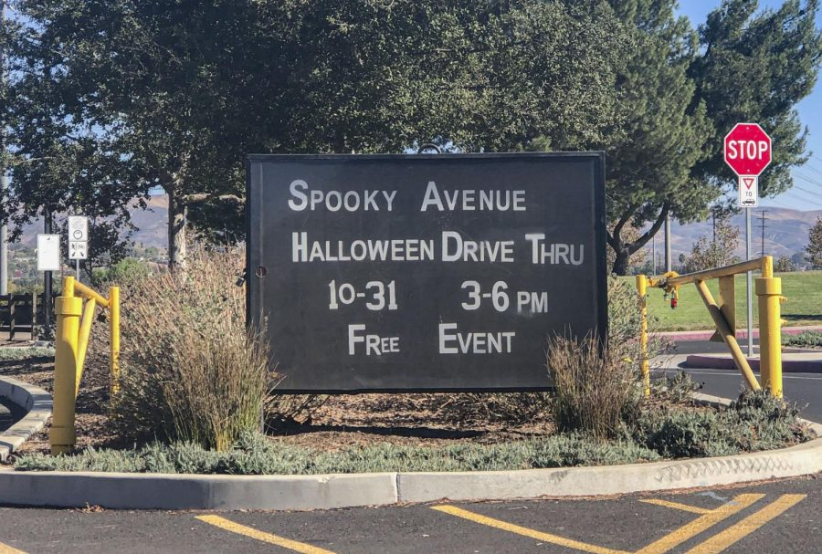 The Haunted High Street event will at held at Arroyo Vista Community Park on Saturday, Oct 31, beginning at 3:00 p.m. with gates closing at 6:00 p.m. The city will be providing all the candy, gloves and masks to local businesses for safety reasons Photo credit: Adriana Janiga