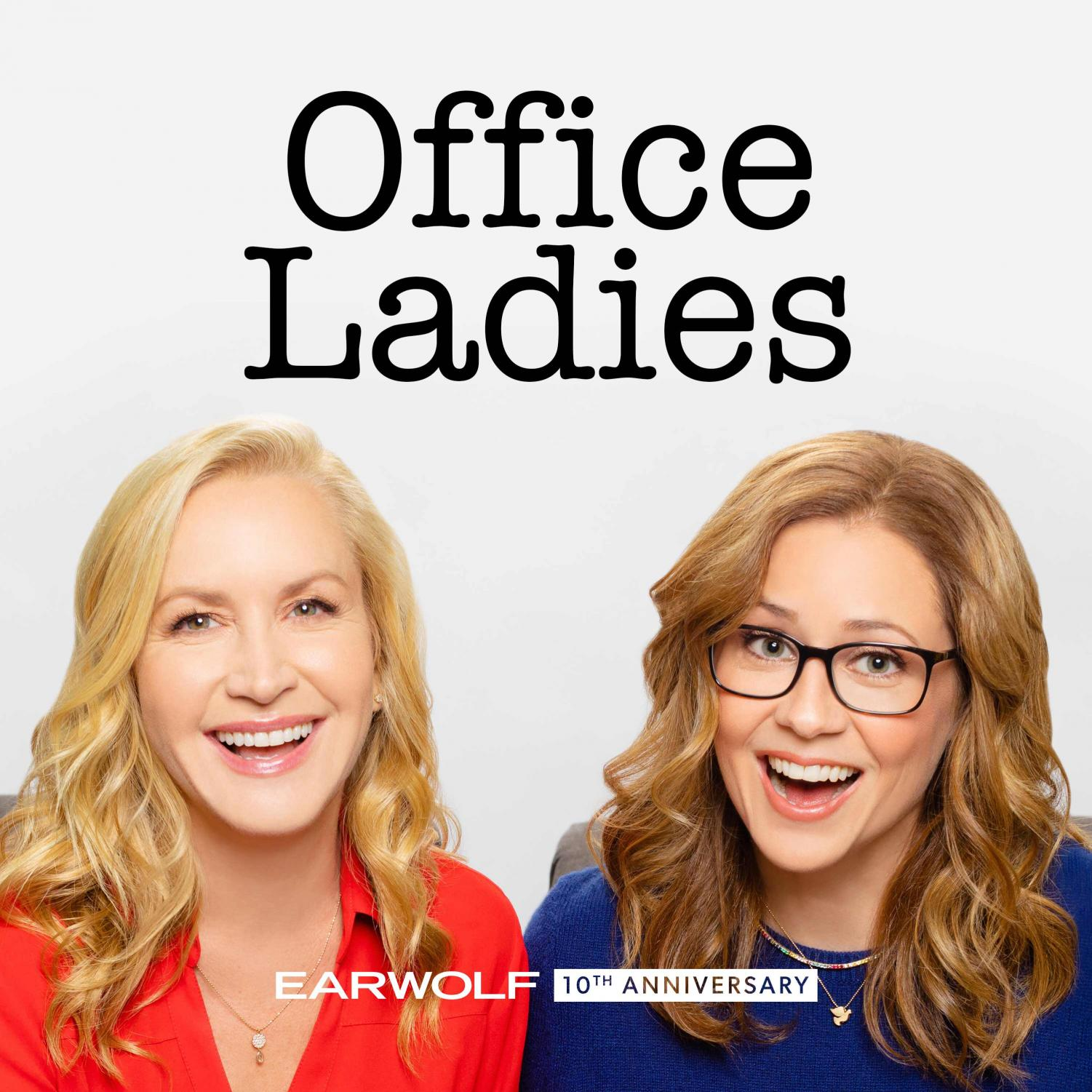 The Office Ladies podcast gives an insight into the behind the scenes of each episode of the American TV show The Office.
