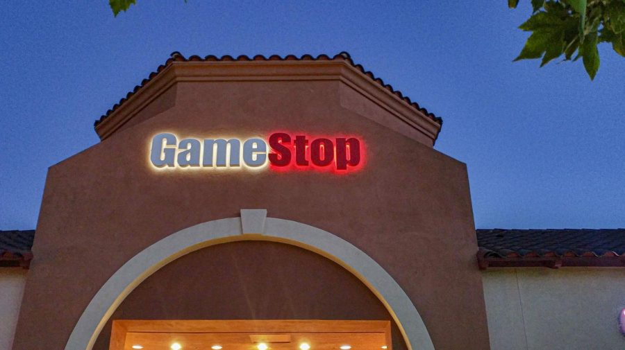 Despite being negatively affected by the COVID-19 pandemic, GameStop's stock has increased by over 928% in first month of 2021. Photo credit: Dominic D'Amico