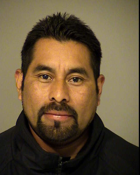 Booking photo of Isaias Vasquez from Ventura County Sheriff's Office Feb. 24 press release.