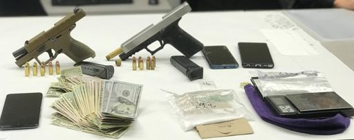 photo of contraband taken by the Oxnard Police Department