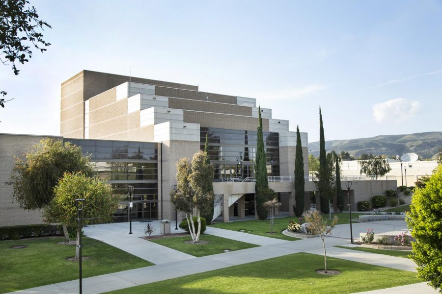 Photo the Moorpark College PAC courtesy of the VCCCD photo archive.