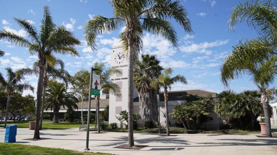 VCCCD archive photo of Oxnard College. Photo by Clepsy Hernandez