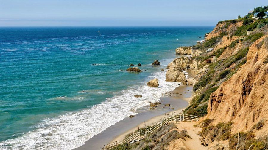 El Matador State Beach in Malibu, CA. Courtesy of Getty.