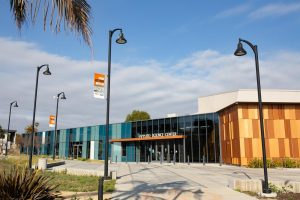 Photo of the Ventura College Applied Science Center by Jeanne Tanner