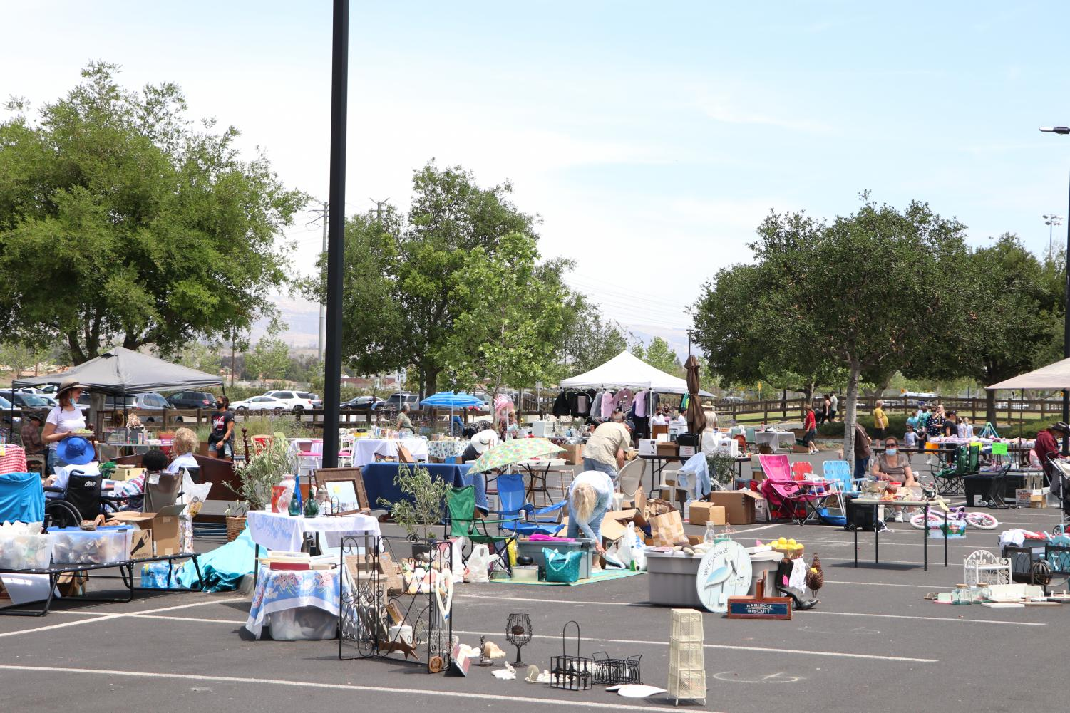 City of Moorpark hosts 'Moorpark Earth Festival and Community Yard Sale' at