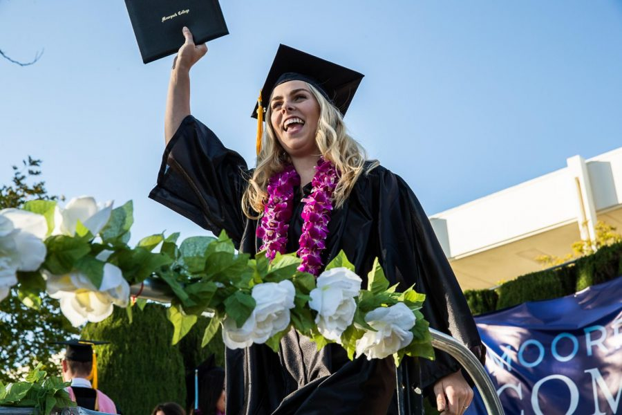 Moorpark College to host drive-thru commencement for Spring 2021 graduates