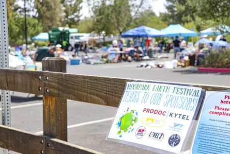 City of Moorpark hosts Earth Festival and community yard sale to celebrate Arbor Day