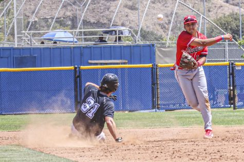 Moorpark Baseball struggles to score as Bakersfield stretches their losing streak
