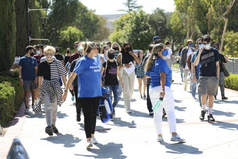 New students welcomed to Moorpark College after two years of online-learning