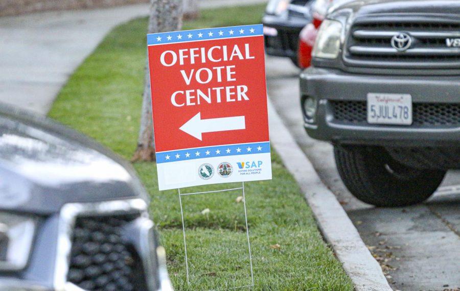 Californians vote on the recall of Governor Gavin Newsom