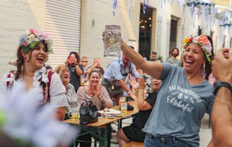 Moorpark's Enegren Brewing Company celebrates the 23rd Oktoberfest